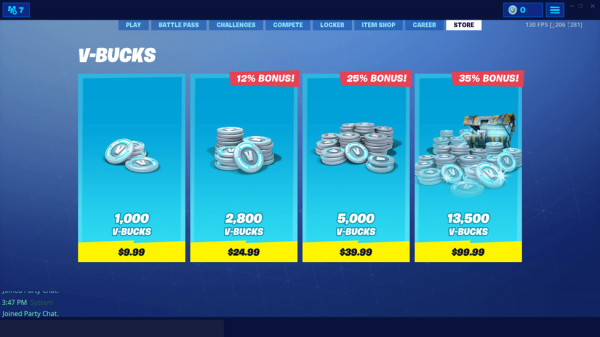 Best Effective Ways Earn Free V Bucks