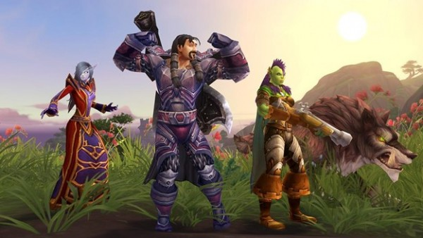 Five Easy Ways to Become a Pro at World of Warcraft