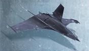 Arkham Origins Batwing concept