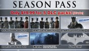 Arkham Origins Season Pass