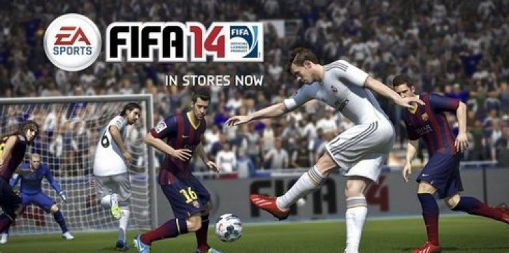 FIFA 14's Second Title Update Hits Consoles Later This Week