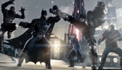 Batman: Arkham Origins battle