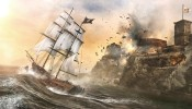 Assassin's Creed 4 Naval Battle