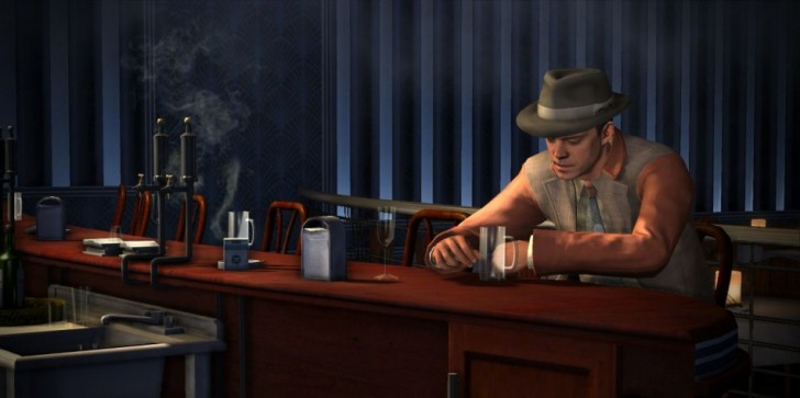 Returning to the Uncanny Valley: L.A. Noire's Gag Reel