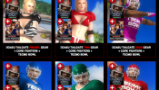 Dead or Alive 5 Ultimate Tecmo Bowl Throwback