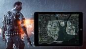 Battlefield 4 Tablet Commander app