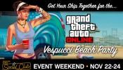 GTA Online Vespucci Beach Party