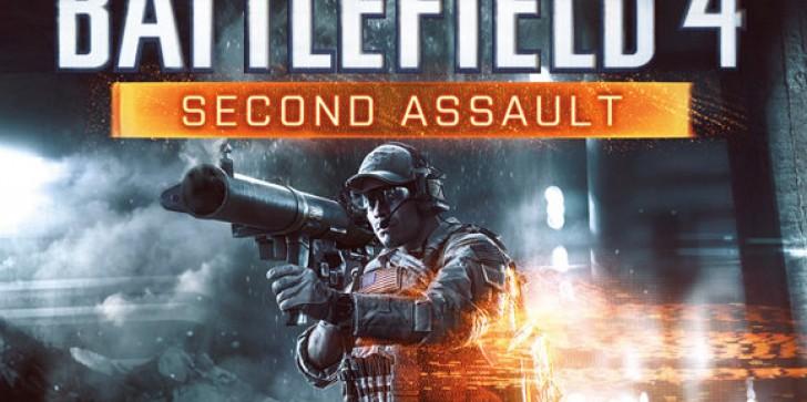 Battlefield 4's Second Assault DLC is MIA
