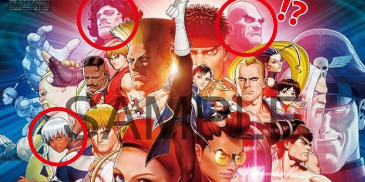 Retro Retsu Rumored as the Fifth 'New' Fighter in Ultra Street Fighter 4