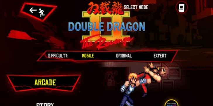 Double Dragon Trilogy for Android and iOS Released