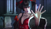 Tekken Revolution Eliza