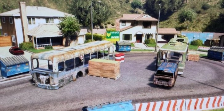 Like Black Ops' Nuketown Map? Now You Can Play it in GTA Online