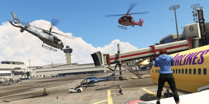 Grand Theft Auto Online Gets a Brand New Multiplayer Mode