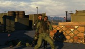 Metal Gear Solid V Ground Zeroes Choke