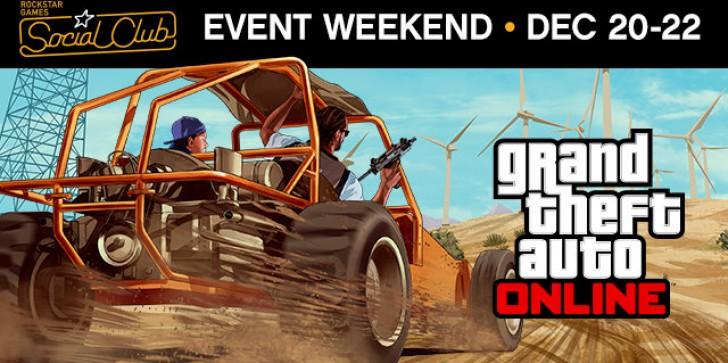Weekend Discounts in GTA Online Start Today, 5 Deathmatch and Race Creators to Win $1 Million Each