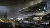 Halo Xbox One Concept Art