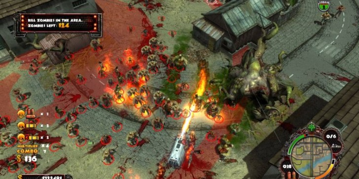 Zombie Driver HD Pulled From XBLA Due to Publisher Closure