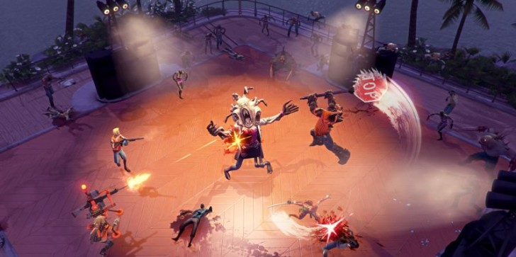 Dead Island Epidemic Starts Closed Beta
