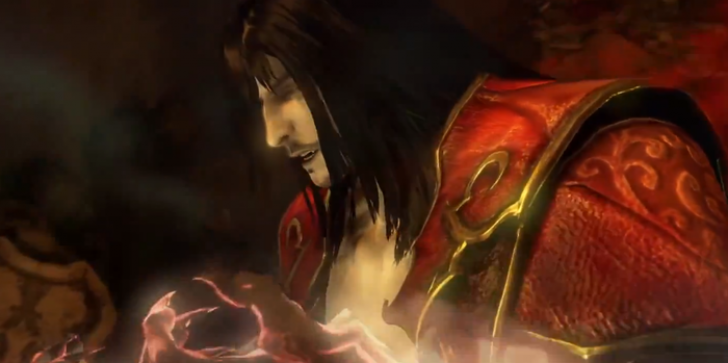 Drac is Back in Castlevania: Lords of Shadow 2 With More Devastating Weaponry - the Chaos Claws