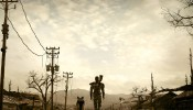 Fallout 3's Lone Wanderer and Dogmeat