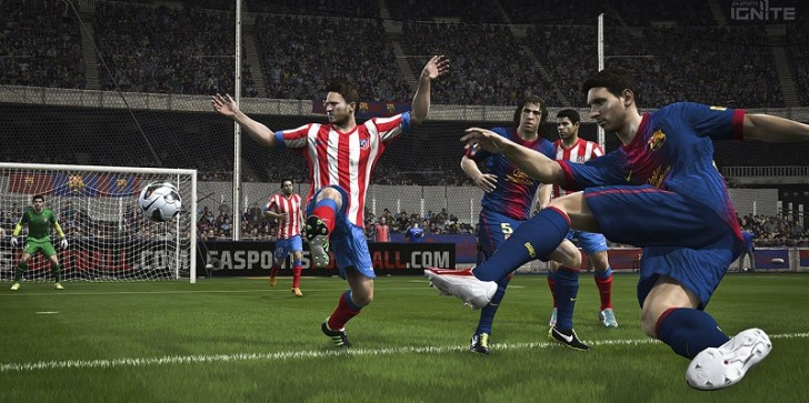 My FIFA 14 Rankings: The 5 Best Teams to Play With as the Season Heats Up