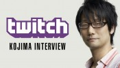 Hideo Kojima and Geoff Keighley Interview to be Livestreamed on Konami's Twitch