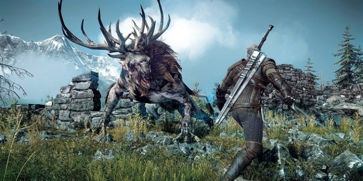 The Witcher 3: Wild Hunt Might Look Better On PS4