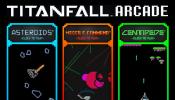 Titanfall + Atari