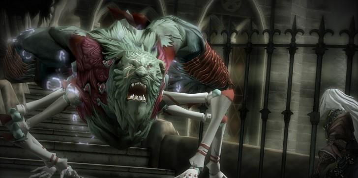 Konami Announces PC Release for Castlevania Mirror of Fate HD