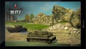 World of Tanks Blitz Screen
