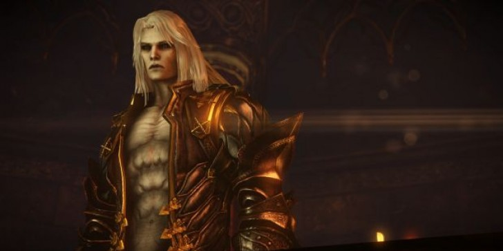 Castlevania: Lords of Shadow 2 Revelations DLC Now Available: Play as Alucard and Finish the Story