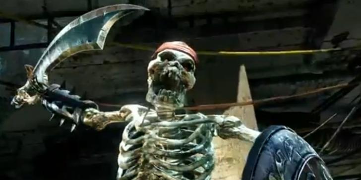 Spinal Shows Bare Bones as Retro Costume for Killer Instinct