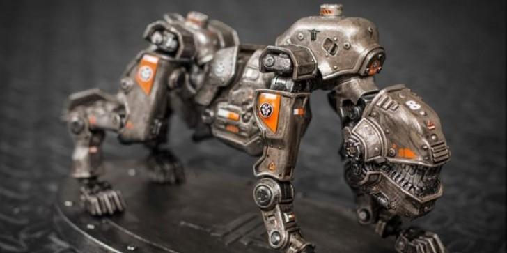 Wolfenstein: The New Order Panzerhund Edition Comes With Massive Dog Mech
