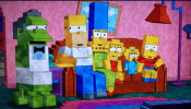 The Simpsons Minecraft