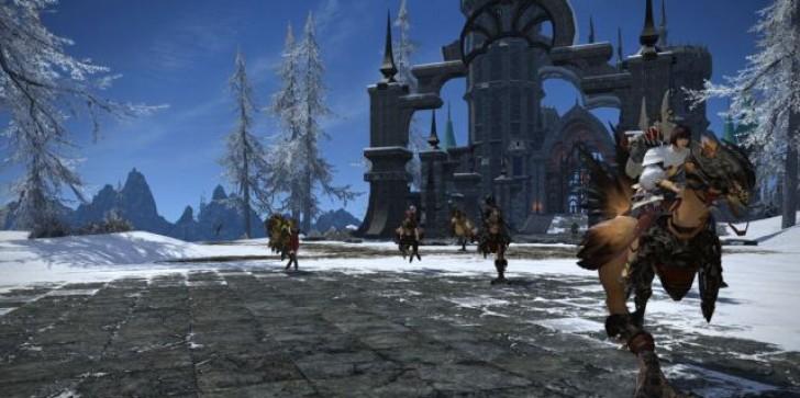 Final Fantasy XIV: A Realm Reborn Fan Festivals Announced by Square Enix