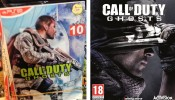 Call of Duty: Ghosts' Odd Covers