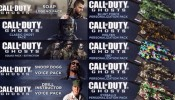 Call of Duty: Ghosts DLC Packs