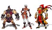 Ultra Street Fighter 4 Alternate Costumes