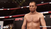 EA Sports UFC Royce Gracie