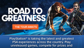 Sony Road to Greatness Tour