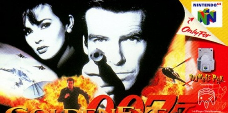 Brosnan Finds Out That Real-Life Bond Skills Don't Translate To N64