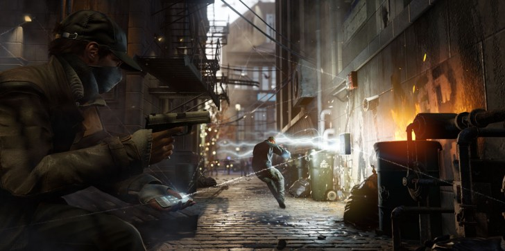 Watch Dogs' DedSec Hacker Group Was Inspired By Anonymous