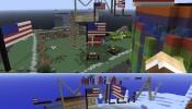 Minecraft's Denmark Recreation Griefed