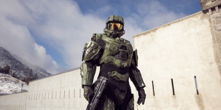 So Much For Originals... The Halo Series May Come To Showtime Before Xbox Live