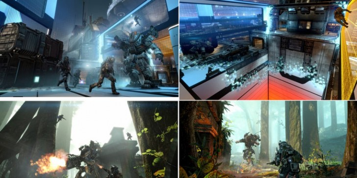 First Gameplay Trailer for Titanfall's Expedition DLC is Live