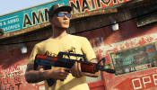 GTA Online Bullpup Rifle