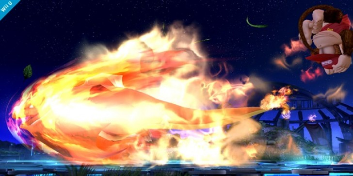 Super Smash Bros Pic of the Day Shows off Charizard Flare Blitz Move