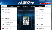 Madden NFL 15 Cover Vote Round 1