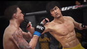 EA Sports UFC Lee v Condit