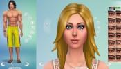 The Sims 4 Create a Sim Mode